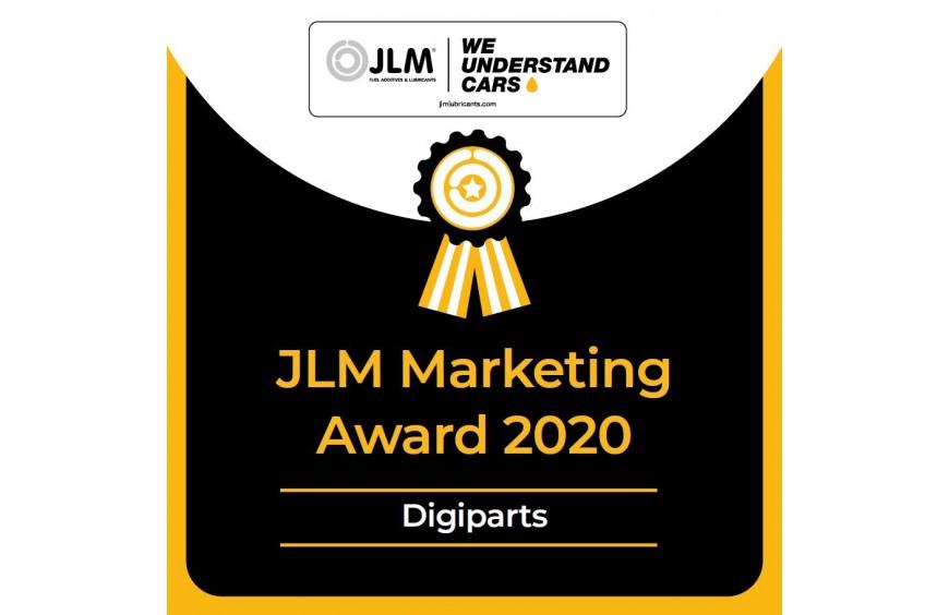 JLM Marketing Award 2020 για την Digiparts