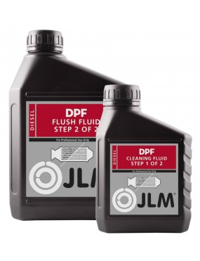 DPF Cleaning & Flush Fluidpack 0,5lt + 1,5lt