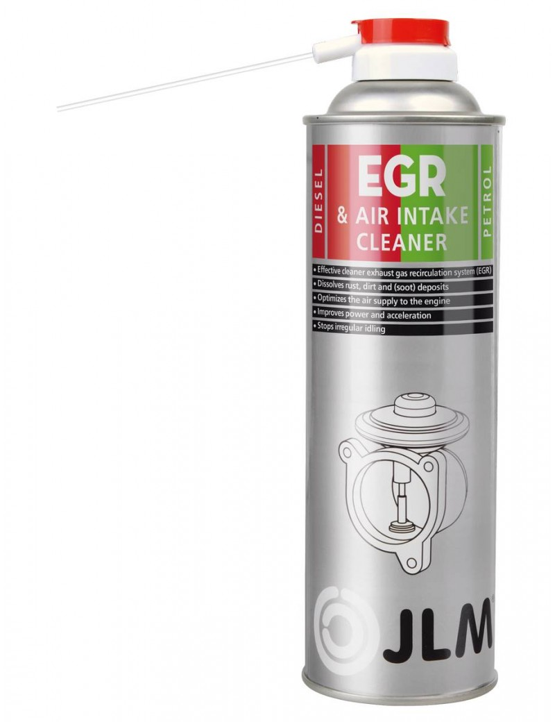 Air Intake & EGR Cleaner 500ml